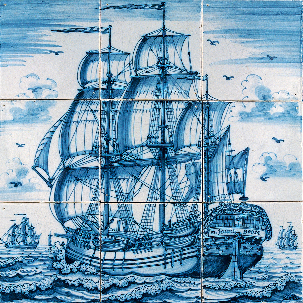 Ship Panels I Panels