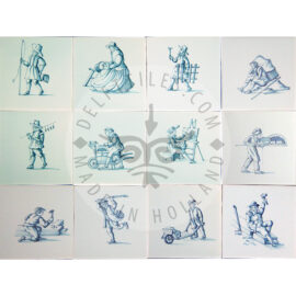 Crafts People Tiles (AB)