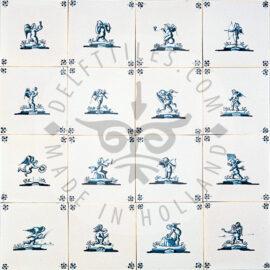 Cupido I Angel Tiles 1 (AM)