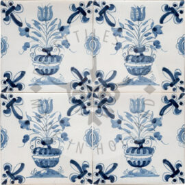 Flower Pot Tile E (BPe)