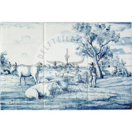 Landscape Mural 3×2 Tiles