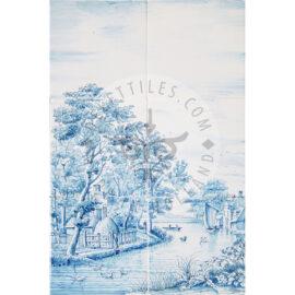 Landscape Mural 2×3 Tiles