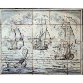 20 Tile Multiple Ship Panel