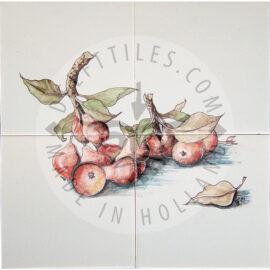 Stewed Pears Panel 2×2 Tiles (HF4f)