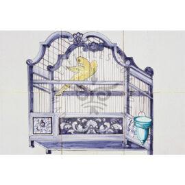 Bird Cage 3×2 Tiles