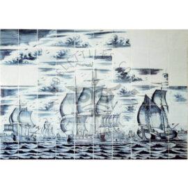 70 Tile Harlinger Ship Panel