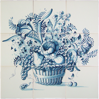 Fruit Murals I Panels