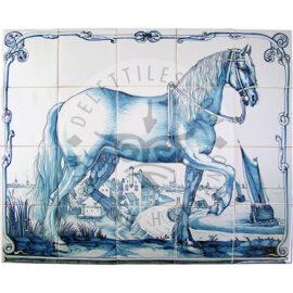 Dutch Horse 5×4 Tiles