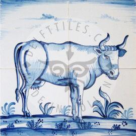 Cow 2×2 Tiles