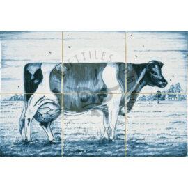 Cow 3×2 Tiles