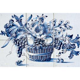 Fruit Basket Panel 3×2 Tiles (FM6a)