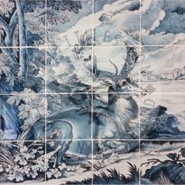 Red Deer 4×4 Tiles