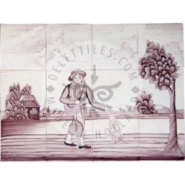 Landscape Mural 4×3 Tiles