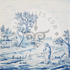 Landscape Mural 2×2 Tiles