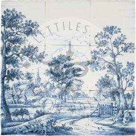 Landscape Mural 3×3 Tiles