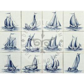 Boats Tiles (SB)