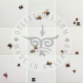 Bumble Bee Tiles (HDH)