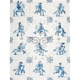 Horse Rider Tiles (RM)