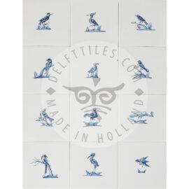 Birds On Tiles (VM)