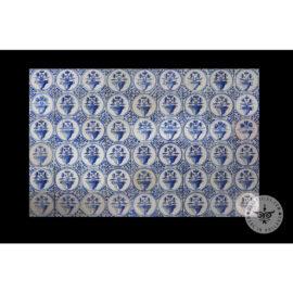 Antique Delft Tiles Set #12