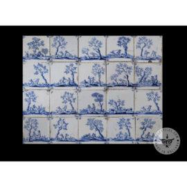 Antique Delft Tiles Set #71 – Shepherd Tiles