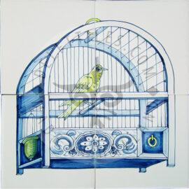 Bird Cage 2×2 Tiles