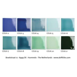 Colorful Glazes # 12-21