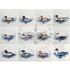 Wild Ducks Tiles (HDE_mc)