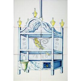 Bird Cage 2×3 Tiles