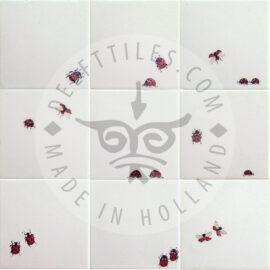 Ladybug Insect Tile (HDL)
