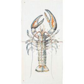 Lobster Tile Panel 1×2 Tiles (HV2g_mc)