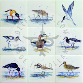Sea Ocean Birds Tiles (HVS_mc)