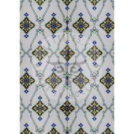 Vintage Dutch Tiles Designs # 1