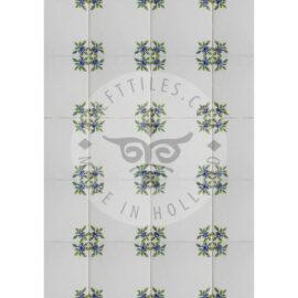 Vintage Dutch Tiles Designs # 10