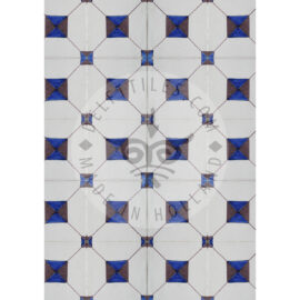 Vintage Dutch Tiles Designs # 12