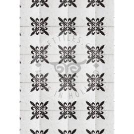 Vintage Dutch Tiles Designs #21