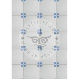Vintage Dutch Tiles Designs #22