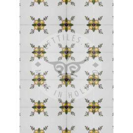 Vintage Dutch Tiles Designs # 8