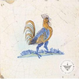 Rooster Multi Color Tile #PC15