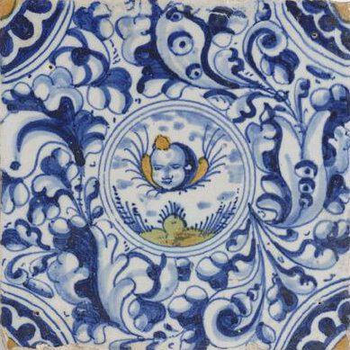 Single Ornamental Tiles Showcase