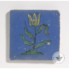 Rare Bulb Plant On Tile #B21