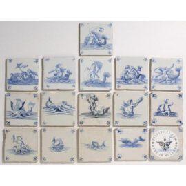 Beautiful Mythological Tiles #S34