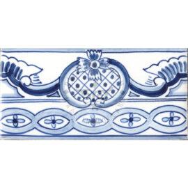 Border Tile 15 – 19th Century