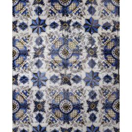 Vintage Dutch Tiles Designs #27
