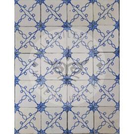 Vintage Dutch Tiles Designs #26