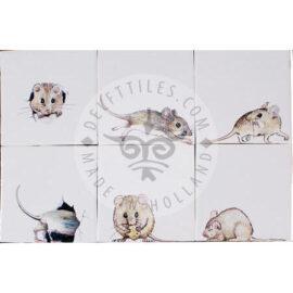 Mice Mouse Tiles (HDM)